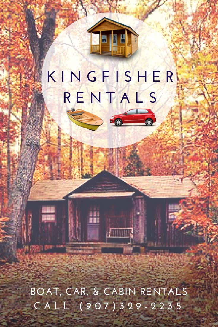 Kingfisher Rentals