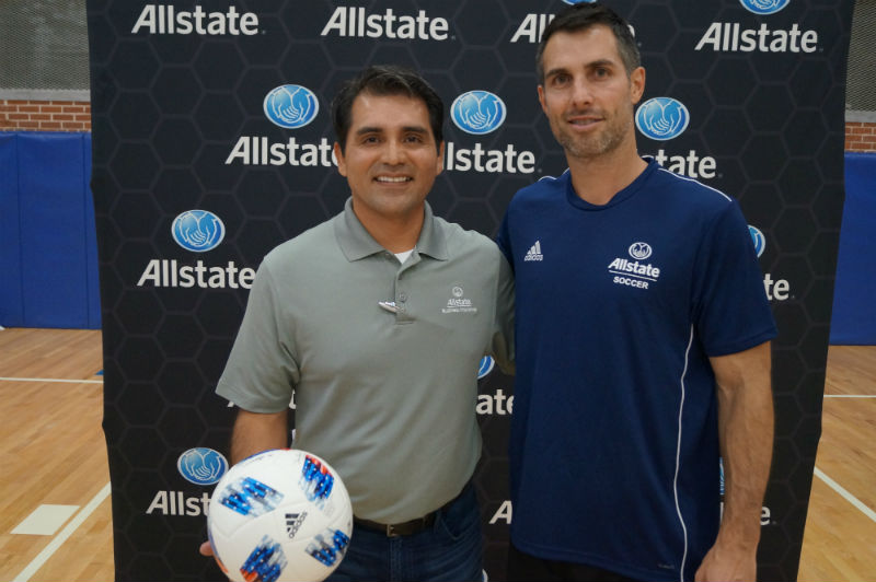 W. Omar Villafranco: Allstate Insurance