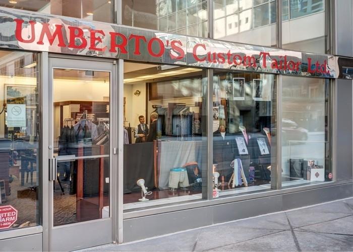 Umberto's Custom Tailors Ltd in Calgary