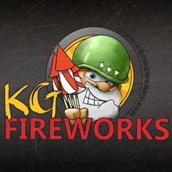 KG Fireworks Warehouse