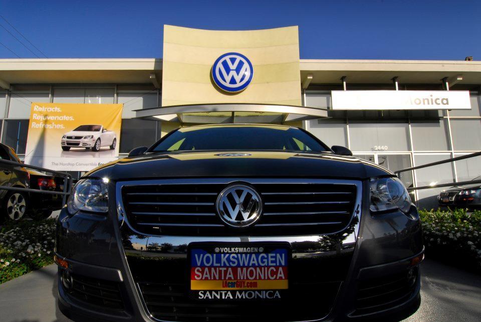 Volkswagen Santa Monica Santa Monica California Ca