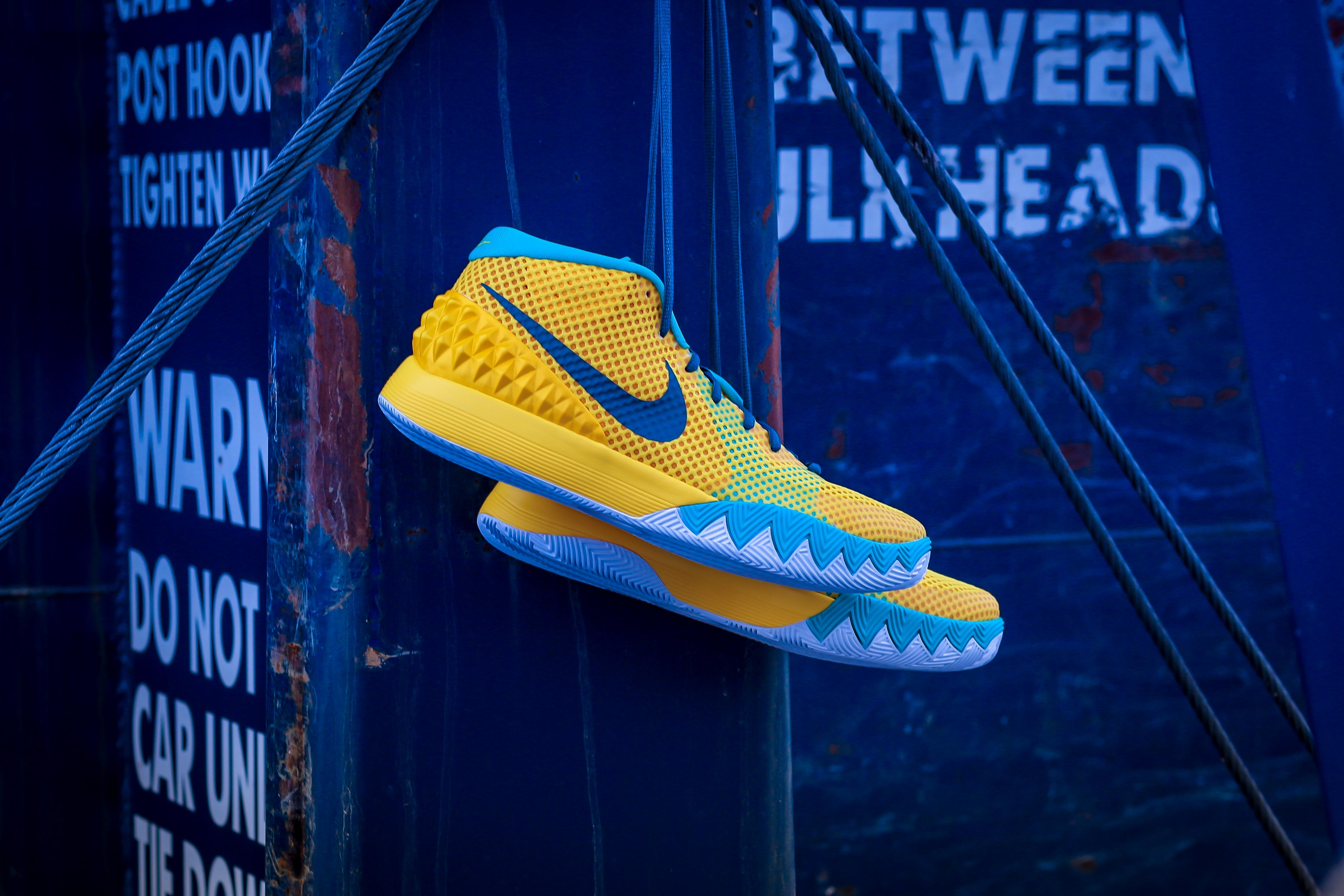 tour yellow kyrie 1 unboxing amp review - 640×640