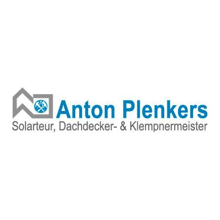 Anton Plenkers Dachdeckermeister und Klempnermeister