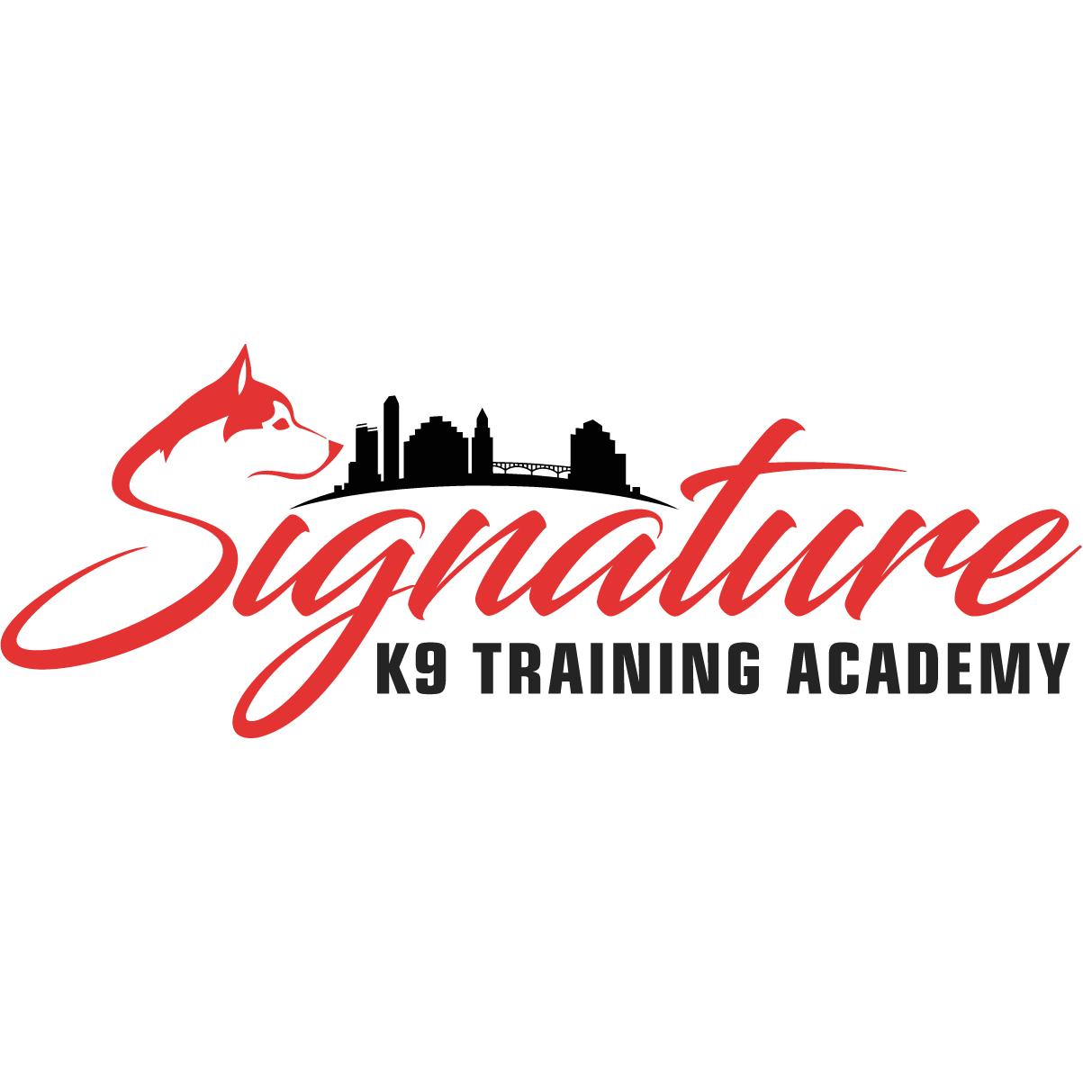 Signature K9 Training Academy