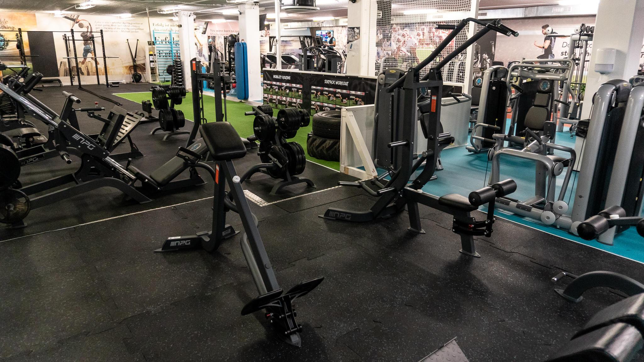 Lionsoul Zürich 24H Fitness