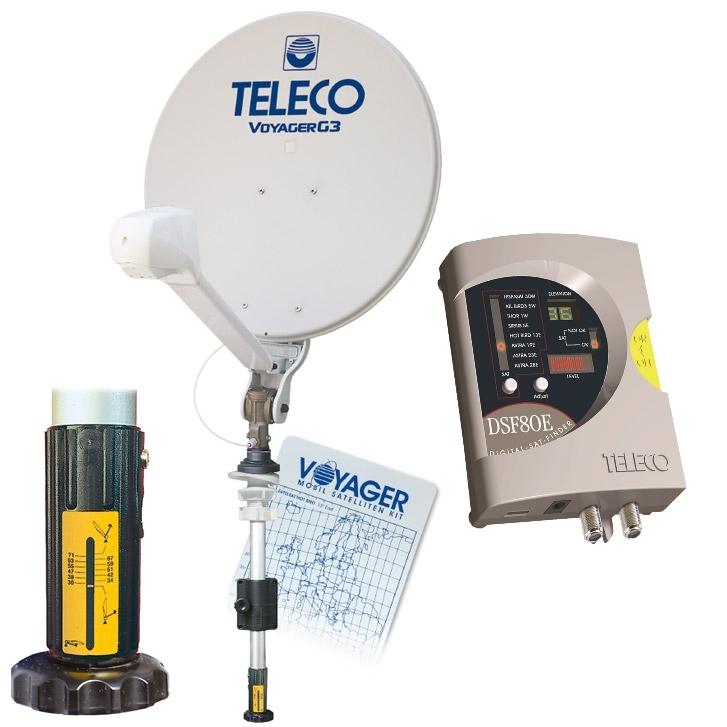 M-Sat Satelliet Audio & Video