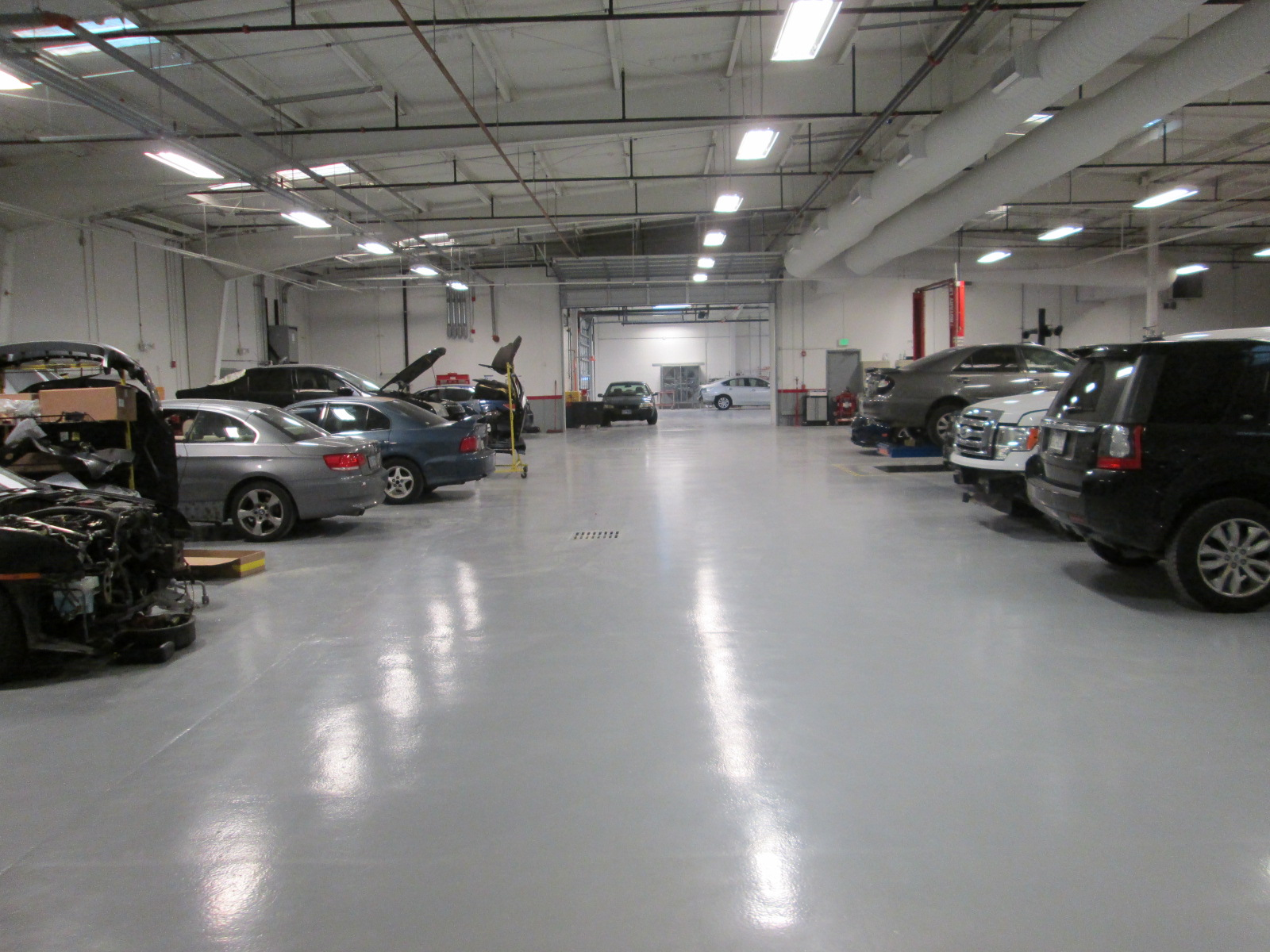 Sterling Mccall Collision Of Jersey Village Houston Texas