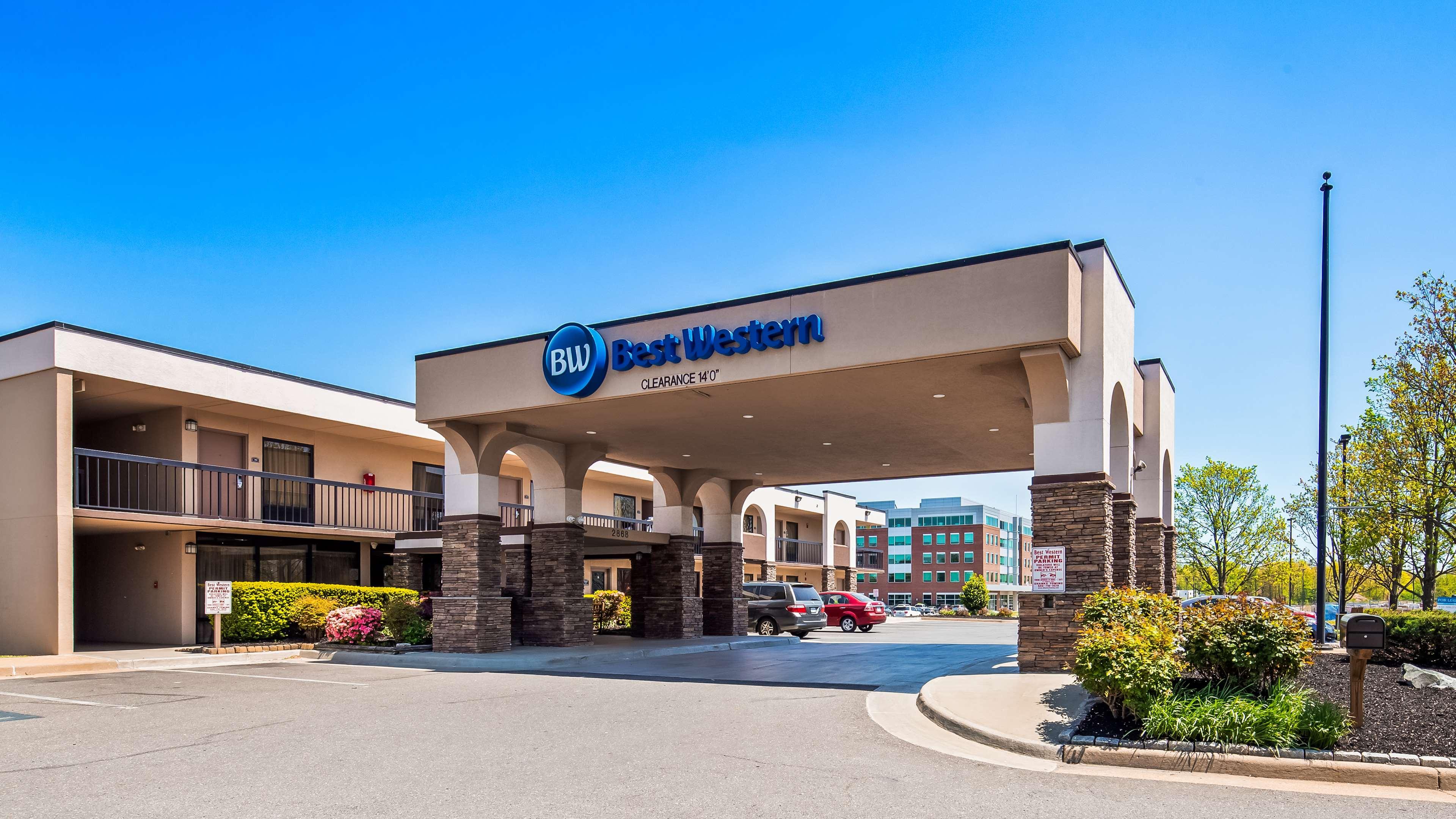 Best Western Aquia Quantico Inn Stafford Virginia Va