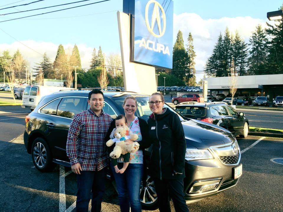 Ron Tonkin Acura Car Dealerships Auto Dealers Portland