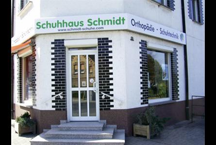 Orthopädieschuhtechnik Schmidt