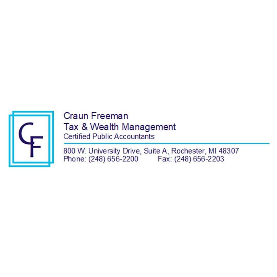 Craun Freeman Tax & Wealth Management