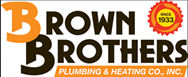 Brown Brothers Plumbing & Heating Co INC