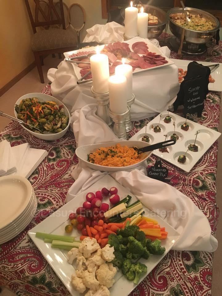Event catering in Anchorage, AK