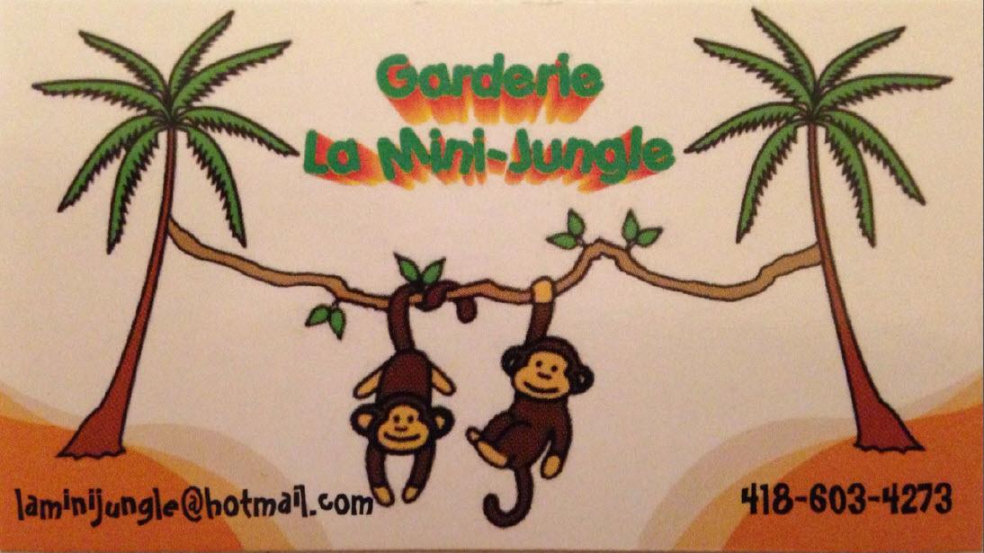 Garderie La Mini-Jungle 2015