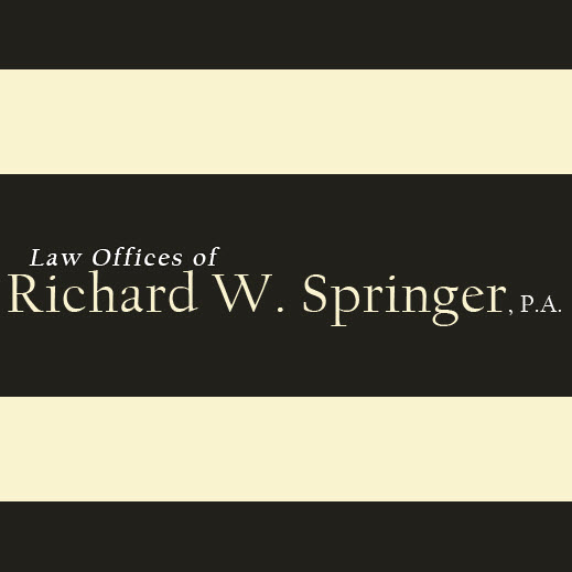 The Law Offices of Richard W. Springer, P.A.