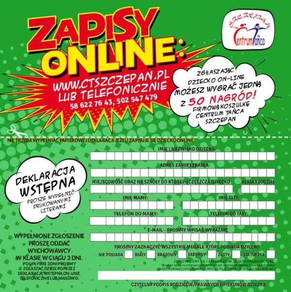Centrum Tańca Szczepan S.C. Olaf Szczepan Zofia Szczepan