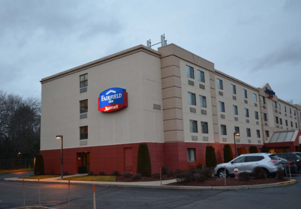 Hotels Near Fairfield Inn Suites Plymouth