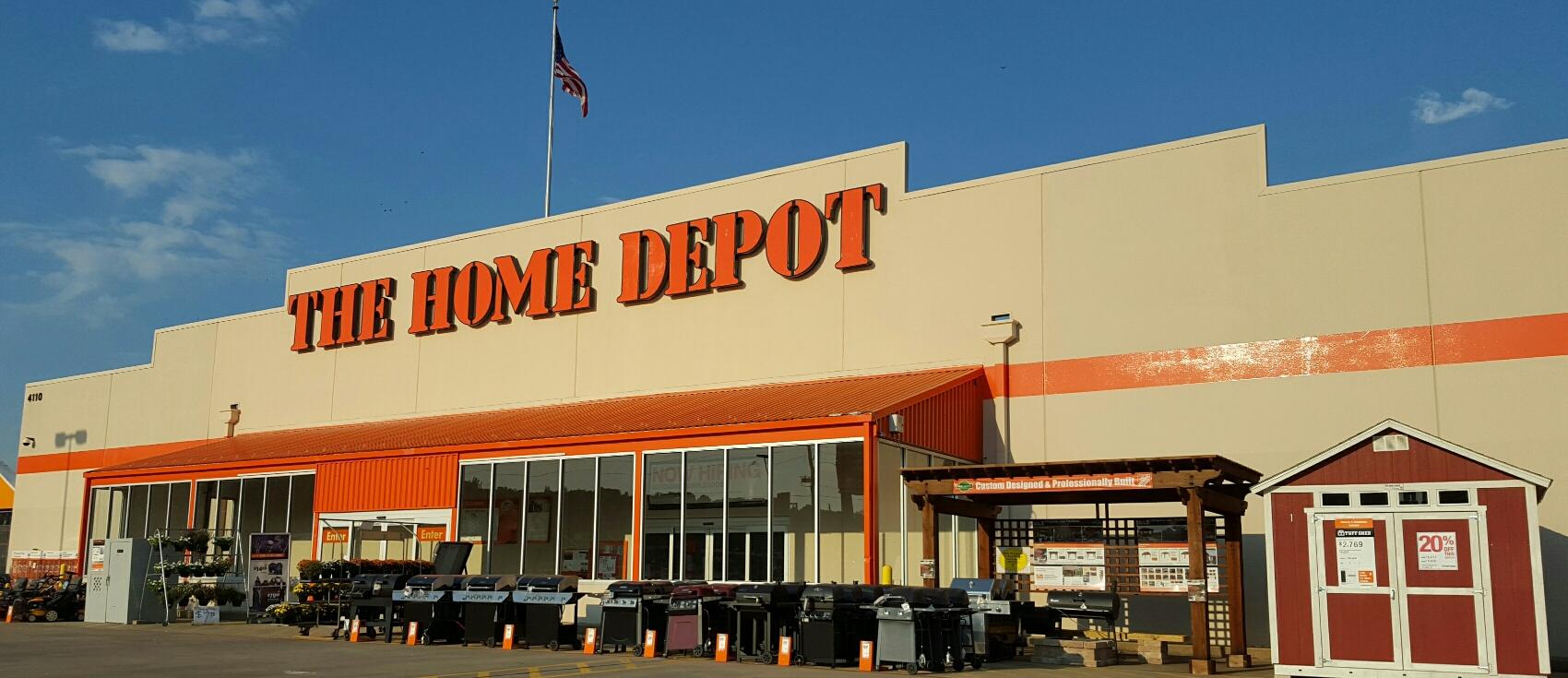 The Home Depot Texarkana Texas Tx Localdatabase Com