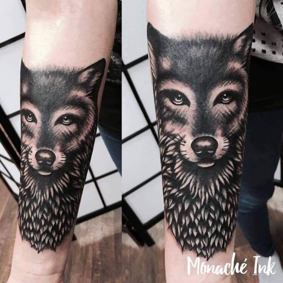 Monache Ink Studio Tatuażu Artystycznego Monika Grala W żory
