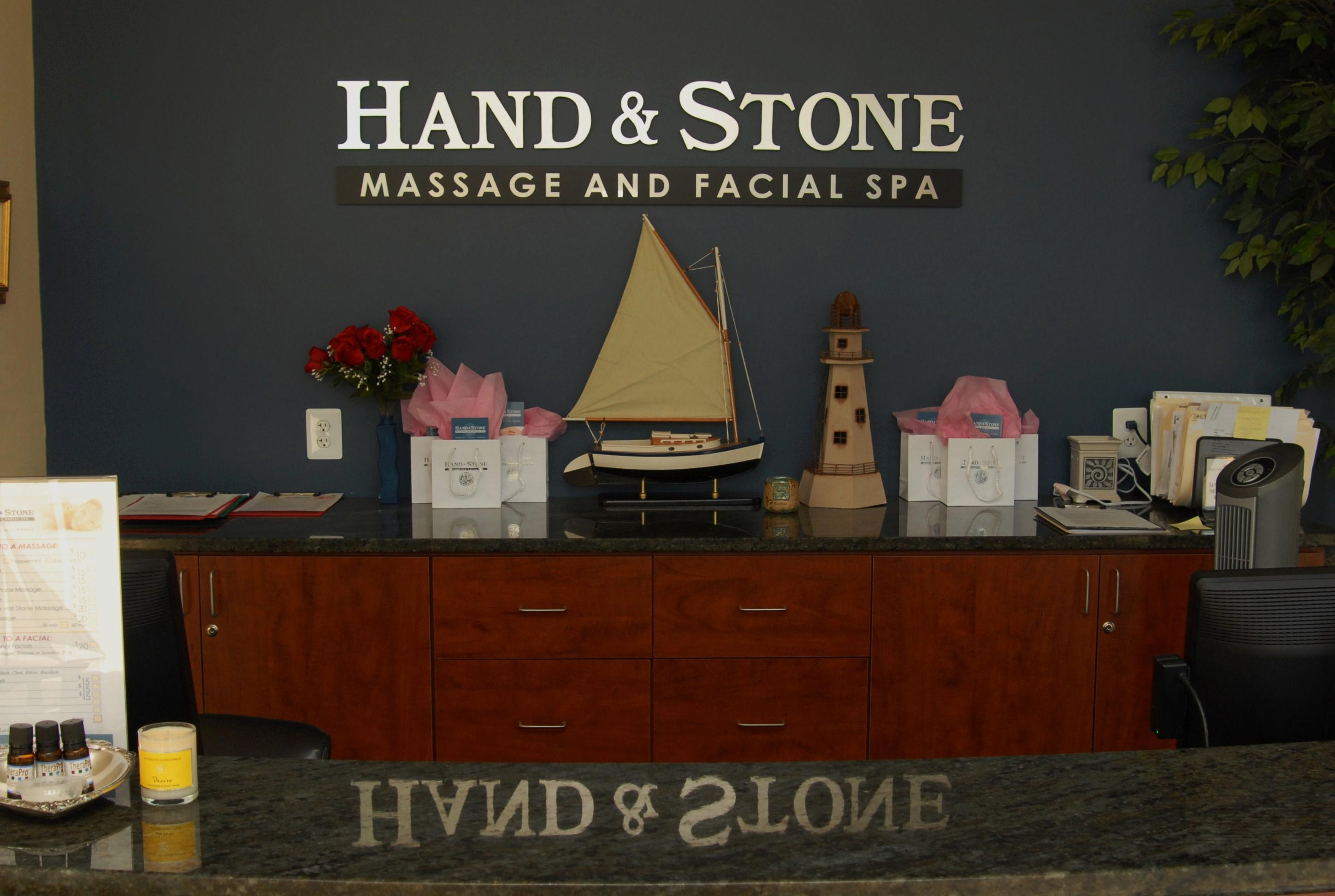 Hand and Stone Massage and Facial Spa, Severna Park ...