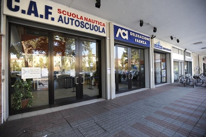 Aci - Autoscuole C.A.F.