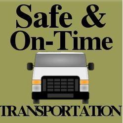 Safe & On-Time Transportation