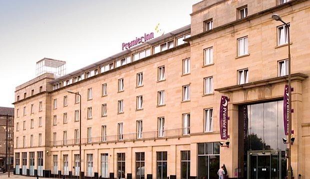 Premier Inn Edinburgh City Centre (Haymarket)