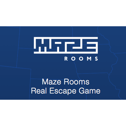 Maze Rooms Escape Game