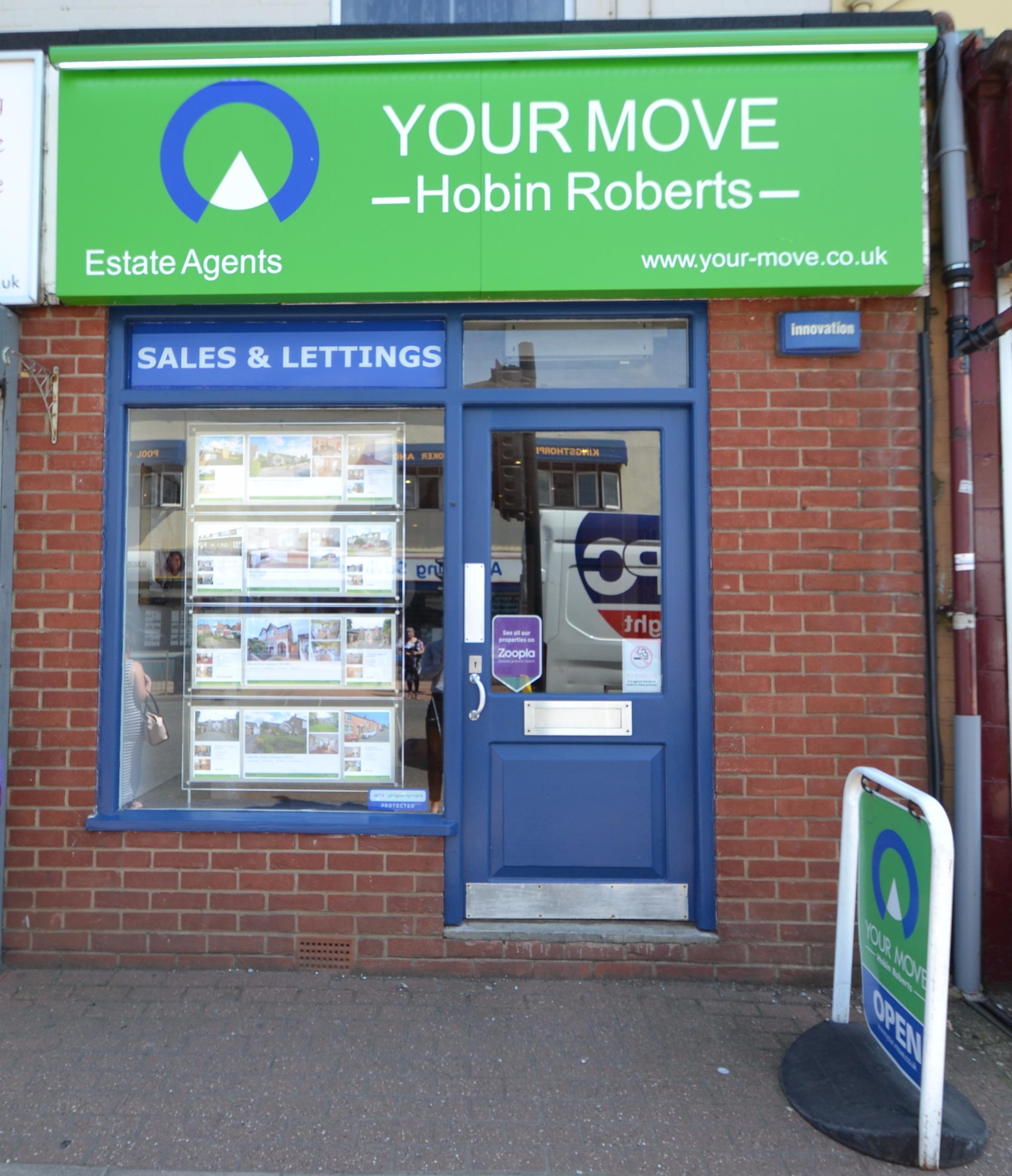 Your Move Estate Agents Hobin Roberts Kingsthorpe