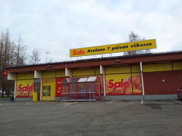 Sale Pomarkku