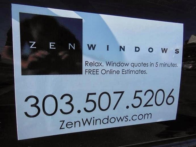 Zen Windows Denver