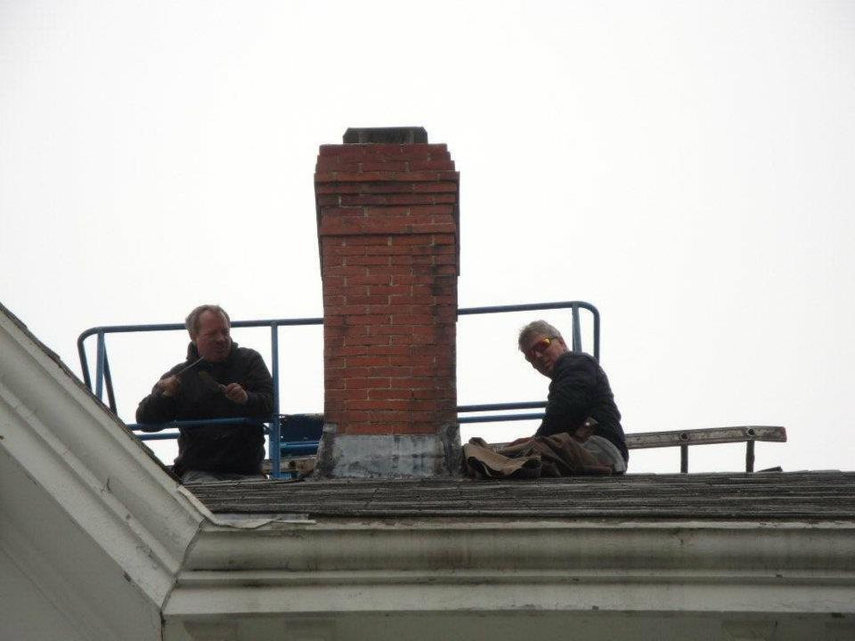 Chimney Cleaning And Repair Near Me