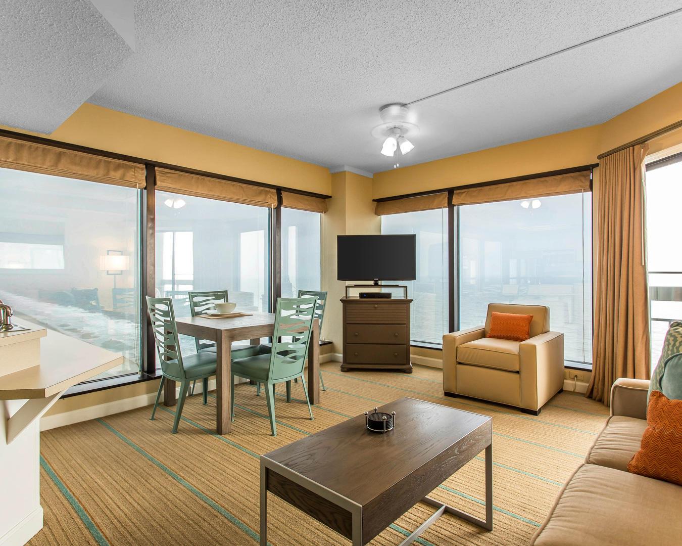 Glass Hotels In Myrtle Beach