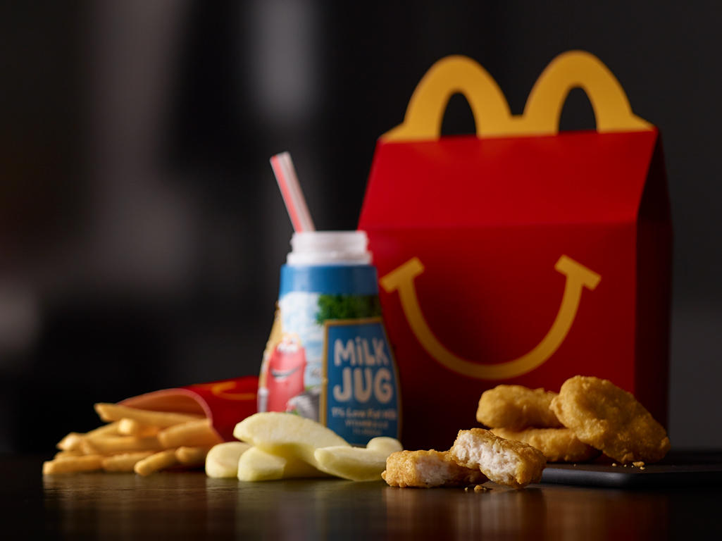 McDonald's Happy Meal® McDonald's Carbondale (570)282-9835