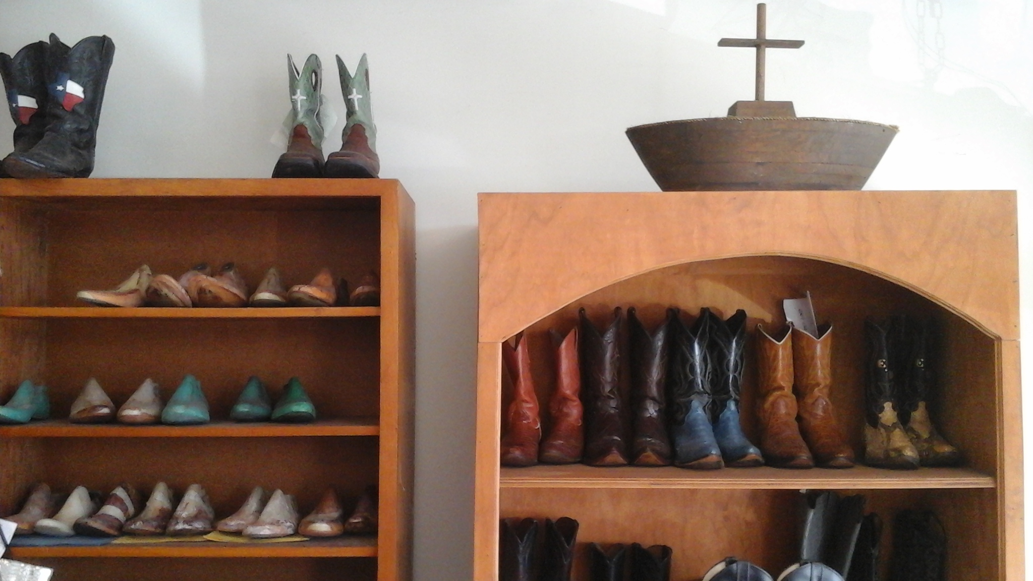 Shoe Repair North Houston