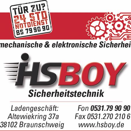 HSBOY Sicherheitstechnik