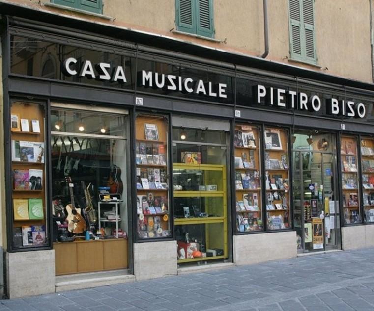 Casa Musicale Pietro Biso
