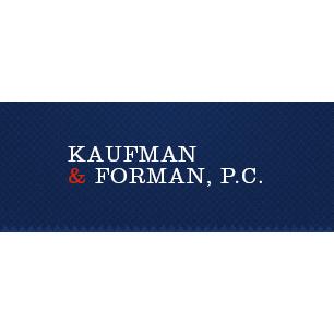 Kaufman & Forman, P.C.
