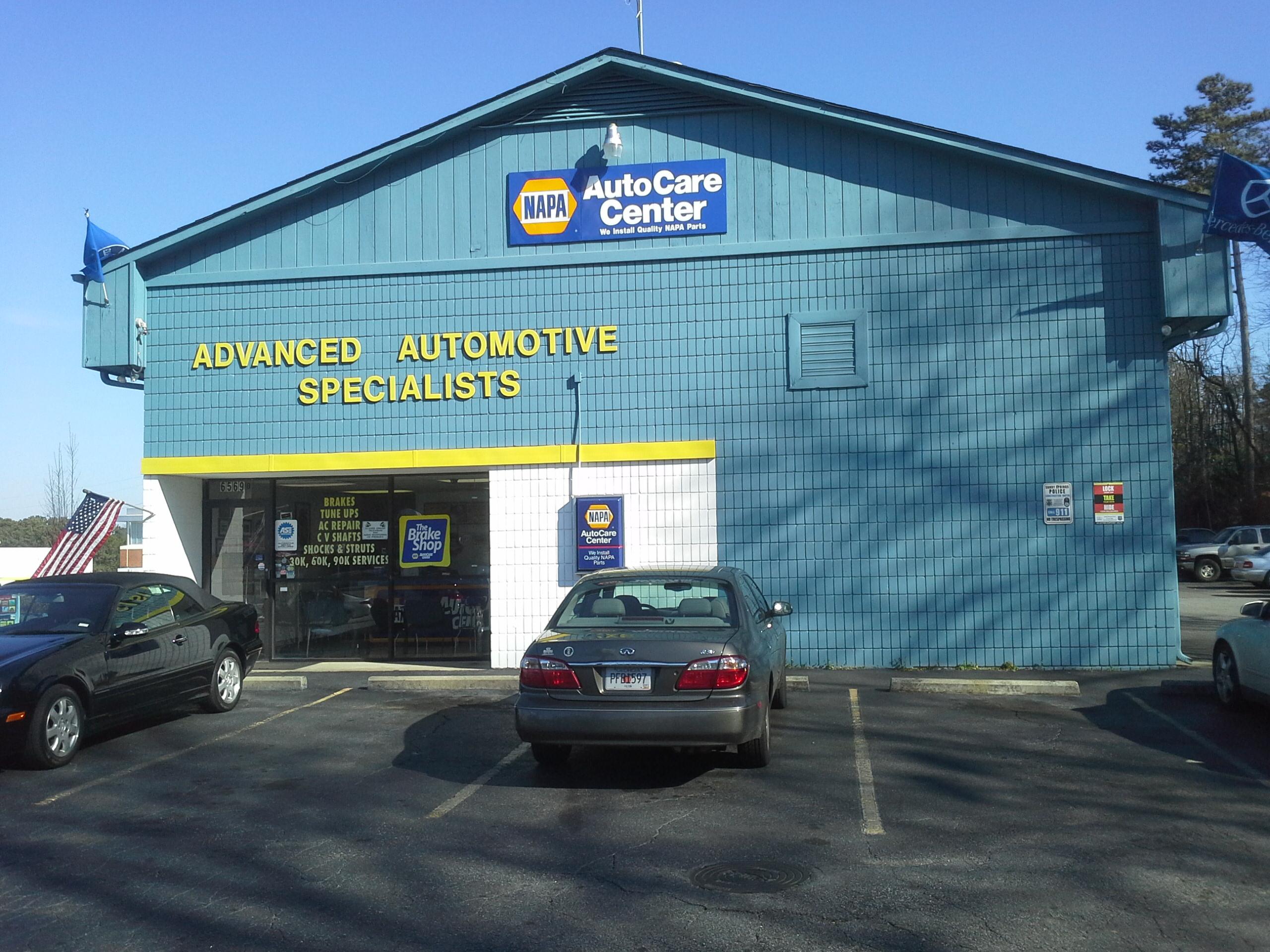 Advanced automotive specialists atlanta georgia ga for Toyota motor credit corporation atlanta