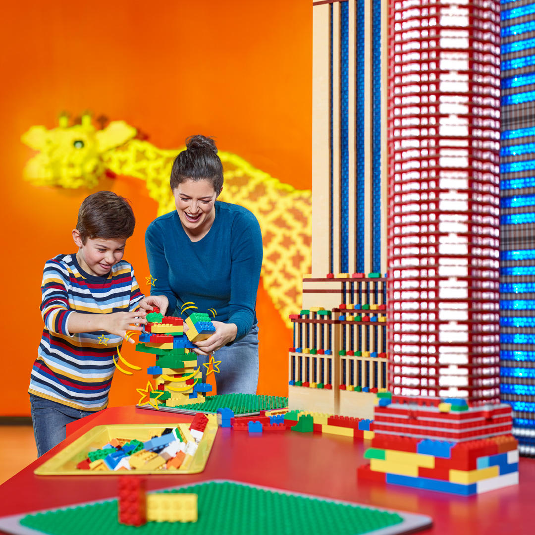 LEGOLAND Discovery Center New Jersey in East Rutherford ...