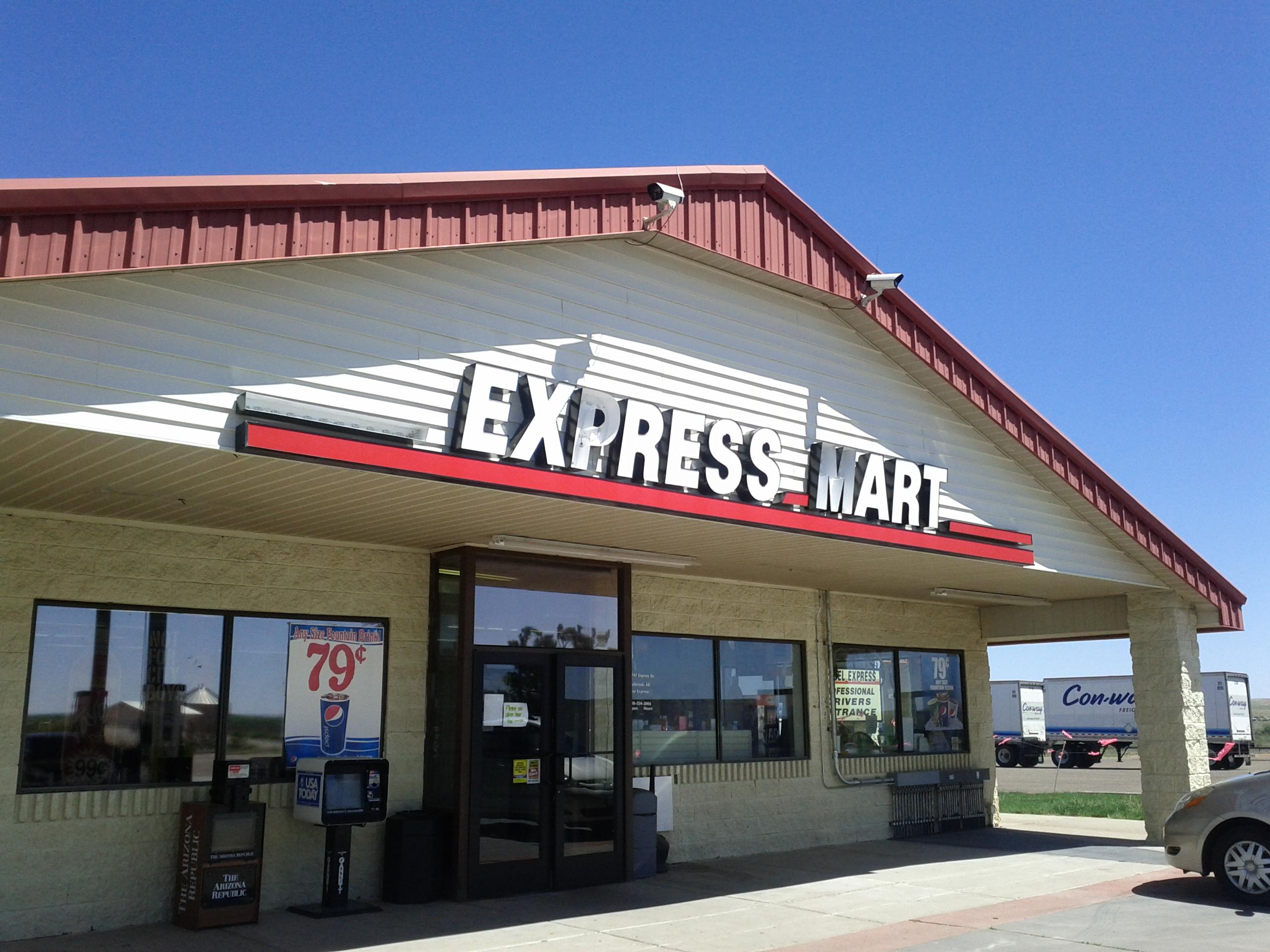 Fuel Express Truck Stop