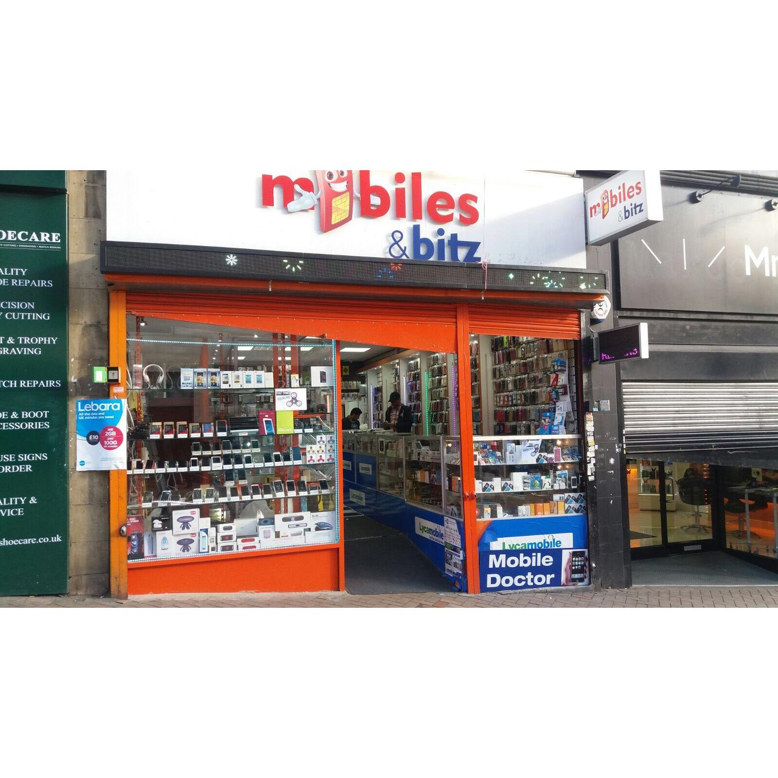 Mobile & Bitz - Croydon, London CR0 1RY - 020 8726 0631 | ShowMeLocal.com