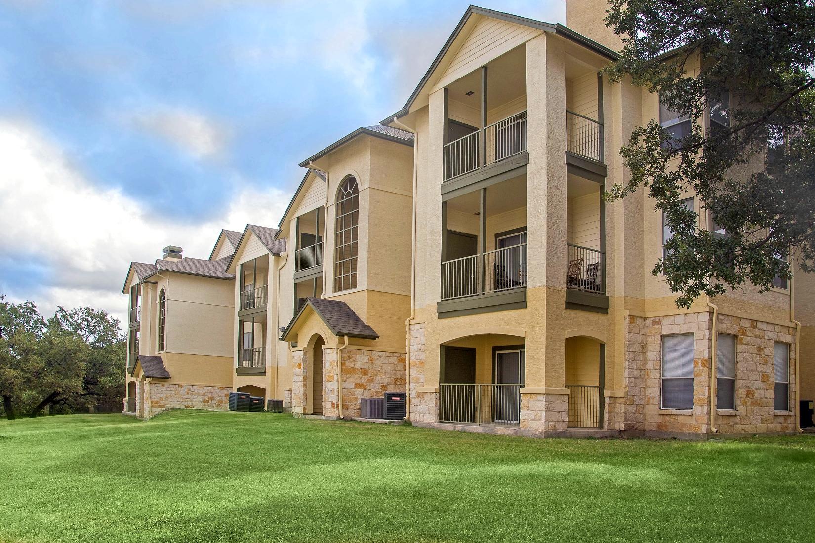 Signature Ridge Apartments San Antonio Texas Tx