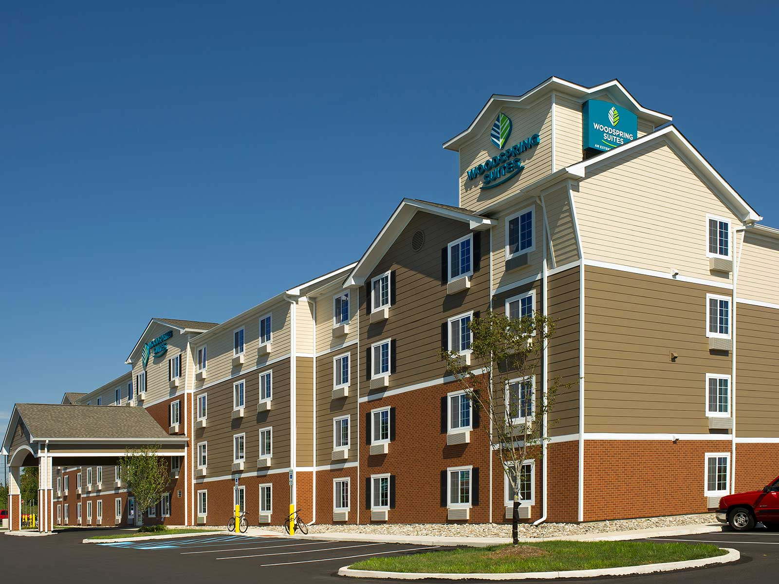 WoodSpring Suites Allentown