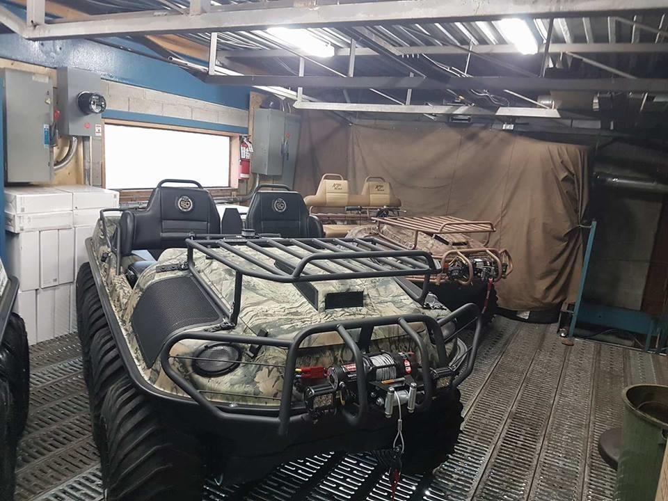 Garage Marcil - Détaillant Argo in Brossard