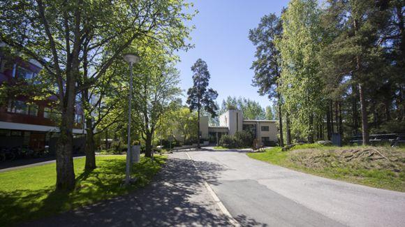 Kokoushotelli Linnasmäki