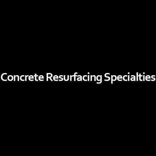 Concrete Resurfacing Specialties