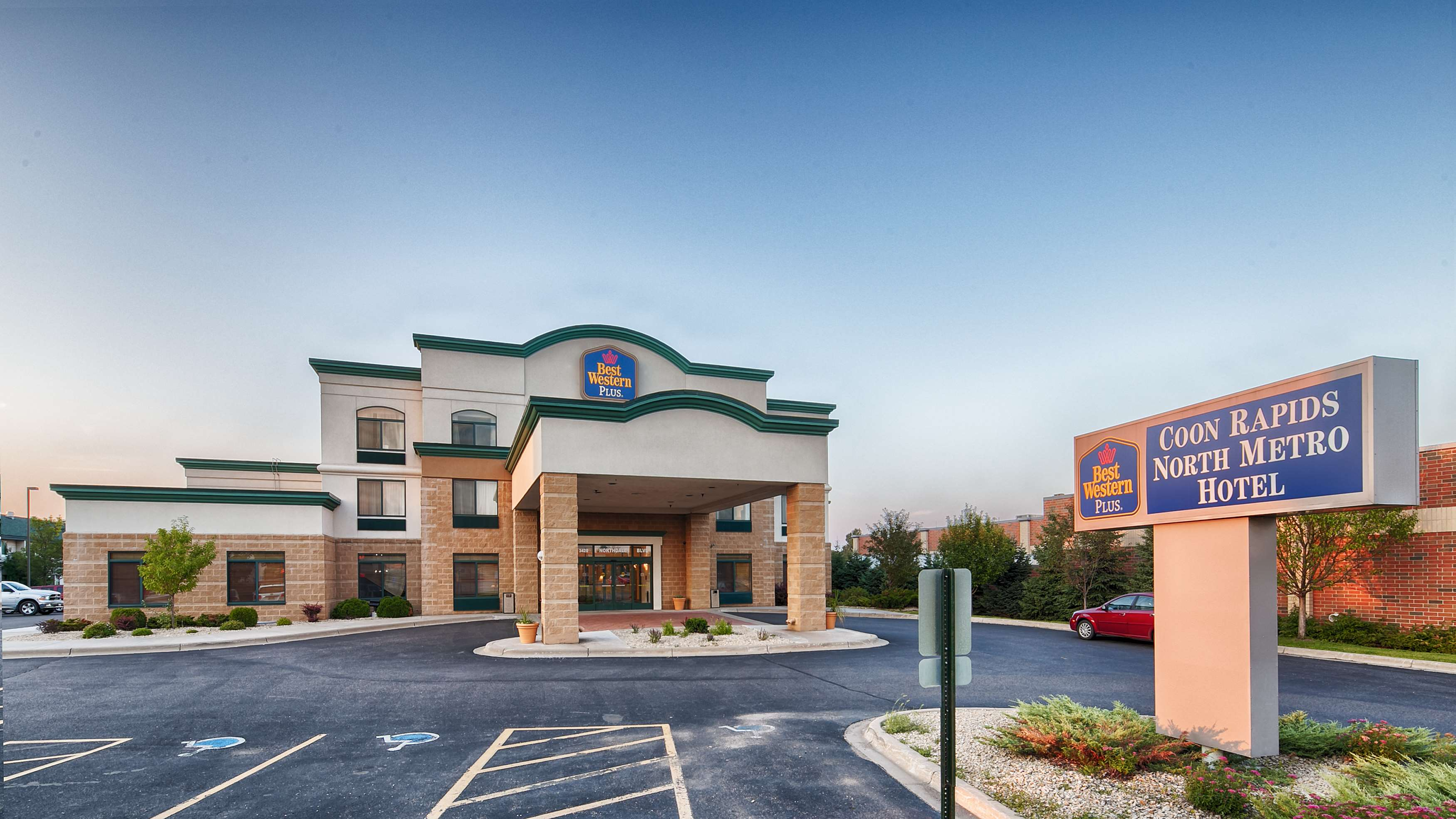 Motels In Coon Rapids Mn