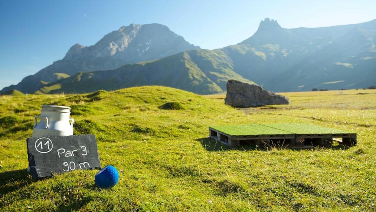 GolfMountain Engstligenalp Adelboden