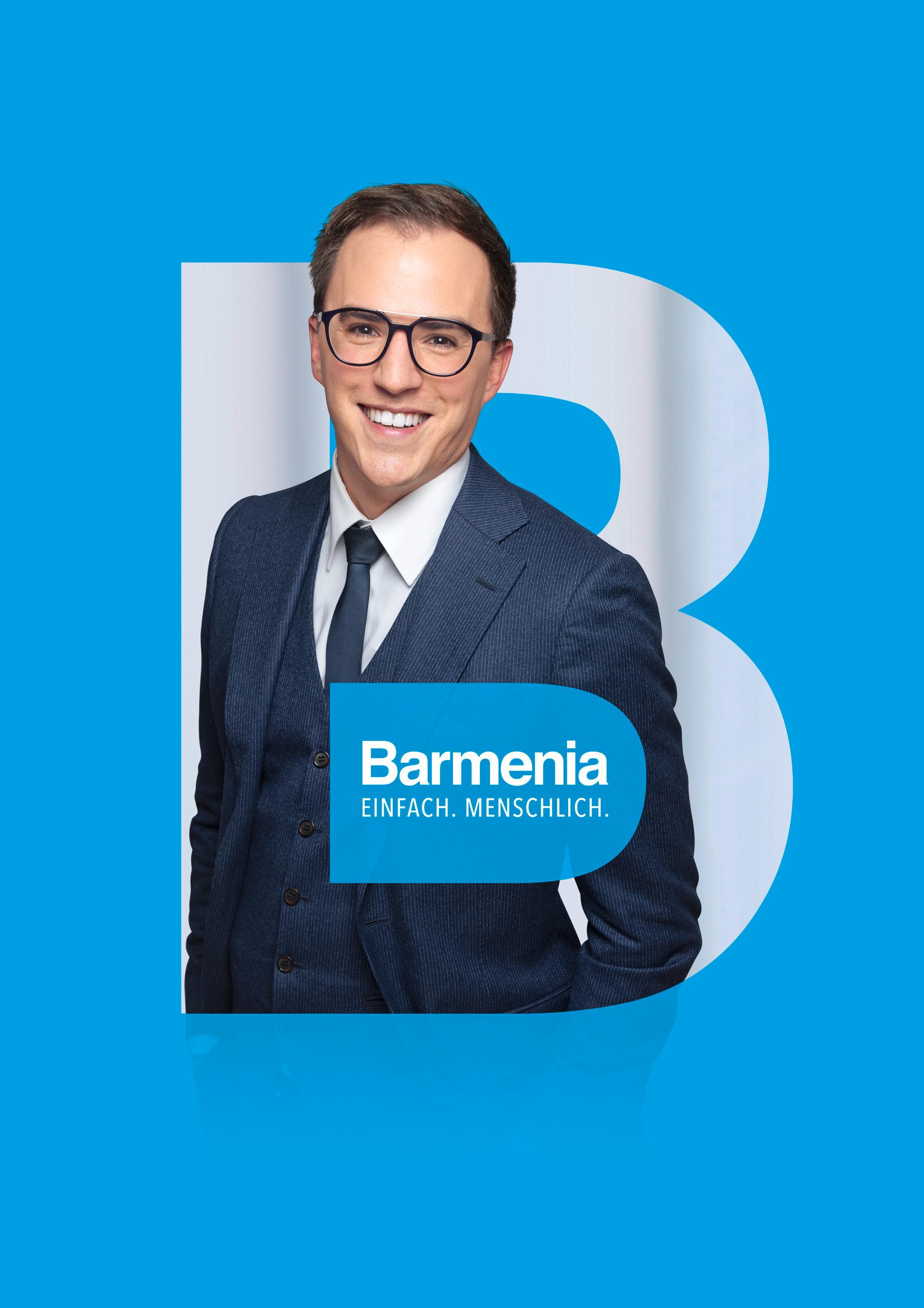 Barmenia Versicherung - Daniel Heichele